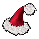 Hat Santa
