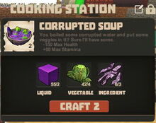 Creativerse cooking recipes R23 344