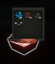 Creativerse iron treasure chest R26 32