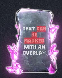 Creativerse sign 2019-06-16 00-32-42-38 mark on corrupt obelisk flickers