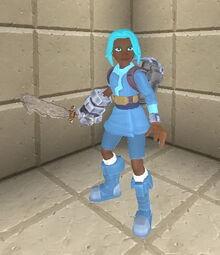 Creativerse sword holding 91
