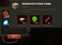 Creativerse Decorative Stone Floor Keepa