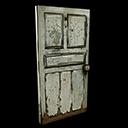 Door Wood Haunted
