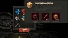 Creativerse Smooth Sandstone Diamond Chest01