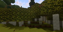 Creativerse moss on player-grown trees rather rare 2019-02-01 12-56-06-14