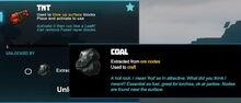 Creativerse unlocking TNT where to find coal 2017-08-07 15-58-19-31