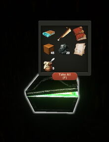 Creativerse Stone treasure chest48192