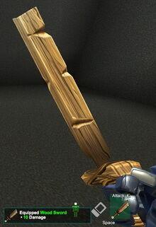 Creativerse sword swinging 61