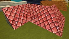 Creativerse R41,5 Roofs with inner and outer corners 42