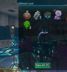 Creativerse ghost loot haunster 2017-11-01 16-09-50-80 event