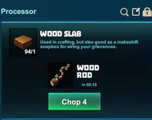 Creativerse wood slab to wood rod 2017-08-15 19-15-15-53