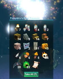 Creativerse Pumpkiru's King Treasure content 2017-10-22 14-50-55-78
