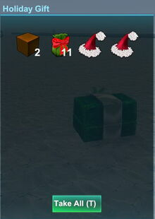 Creativerse holiday gift 2 hats 2017-12-14 18-55-09-49 holiday gift