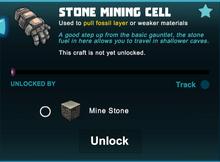 Creativerse unlocks stone mining cell R54.5