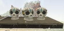 Creativerse candy skulls 2017-10-19 22-24-09-09 wall shelf
