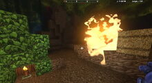 Creativerse shredded leaves burning R39