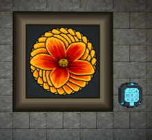 Creativerse Ajonee wall art with sprites on arc signs1117