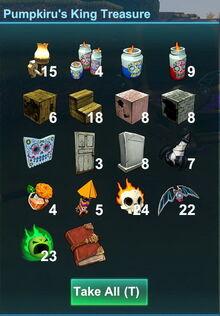 Creativerse pumpkiru's king treasure 2017-10-28 21-33-05-10