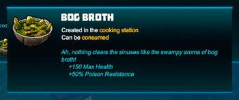 Bubble tip-Soup-Bog broth-R50