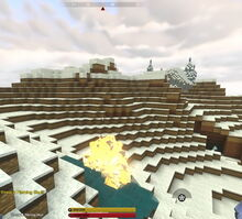 Creativerse snow melted by flaming skull 2018-10-15 12-32-11-10
