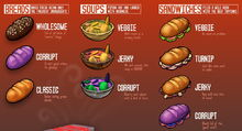 Creativerse R22 Food offical artwork002