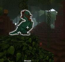 Creativerse Chizzard jungle03