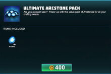 Creativerse R41,5 ultimate arcstones pack