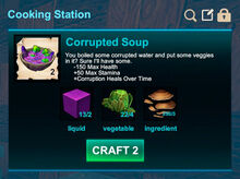 Cooking station-Soup-Corrupted soup-R50