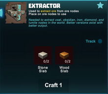 Creativerse 2017-07-07 18-09-51-40 crafting recipes R44 extractor