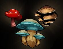 Creativerse mushrooms official artwork1010