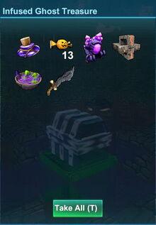 Creativerse idol event reward chest 2018-11-12 17-18-40-08 infused ghost treasure