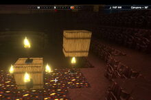 Creativerse Thatched Walls safe01