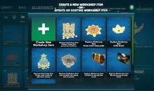 Creativerse update blueprints 2018 March 20