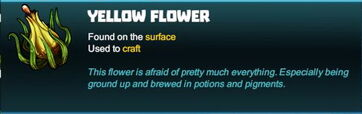 Creativerse yellow flower 2018-04-15 16-07-01-08 tooltip flower