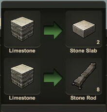 Creativerse Stone Rod from Limestone02