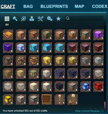 Crafting Recipes | Creativerse Wiki | FANDOM powered by Wikia
