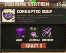 Creativerse cooking recipes R23 345