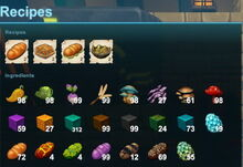 Creativerse recipes and ingredients 2018-07-09 11-04-54-40