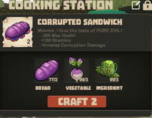 Creativerse cooking recipes R23 156