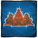 Mayan Temple Large Game Icon