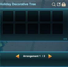 Creativerse holiday decorative tree 2017-12-15 22-37-00-77