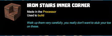 Creativerse R41,5 tooltips stairs corners 509