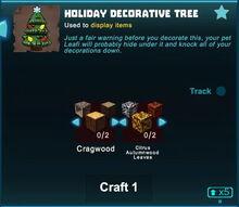 Creativerse Christmas crafting holiday tree 2019-06-08 01-18-33-99