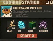 Creativerse Chizzard Pie R32 Blizzard and Bog001
