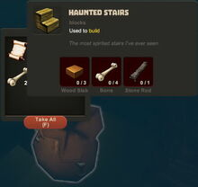 Creativerse Halloween finds038 Haunted Stairs