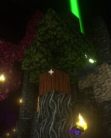Creativerse corrupted tree healed100