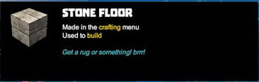 Creativerse tooltips R40 037 stone blocks crafted