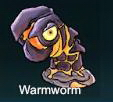 Creativerse creature icon warmworm