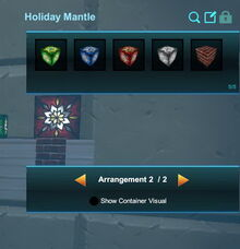 Creativerse holiday mantle 2018-12-21 22-36-10-88