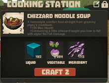 Creativerse cooking recipes R23 147